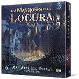 Fantasy Flight Games-Las Mansiones de la Locura: Más Allá del Umbral-Expansión-Español, Color (FFMAD23)