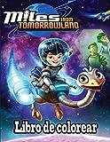 Miles From Tomorrow Land libro de colorear