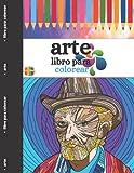 Libro de colorear de arte: Aliviar el estrés   Arte de colorear relajante