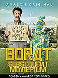Borat Subsequent Moviefilm
