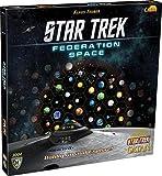 STAR TREK Catan Federation Space Map - Expansión de Juego de Mesa