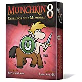 Edge Entertainment Munchkin 8 centauros de la mazmorra-español, Color (EESJMU08)