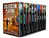 Colección platino de misterio y suspense: libros en español de asesinatos, acción y crímenes