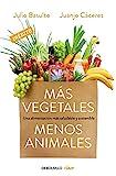 Más vegetales, menos animales: Una alimentación más saludable y sostenible