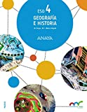 Geografía e Historia 4 (Aprender es crecer en conexión)