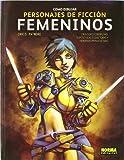 CÓMO DIBUJAR PERSONAJES DE FICCIÓN FEMENINOS (LIBROS TEÓRICOS USA)