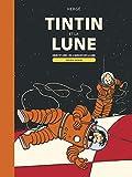 Tintin et la Lune: Double album : Objectif Lune ; On a marché sur la Lune