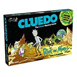 Rick And Morty Cluedo Board Game