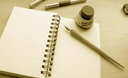 carrera de escritor