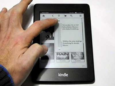 comprar ebook kindle paperwhite