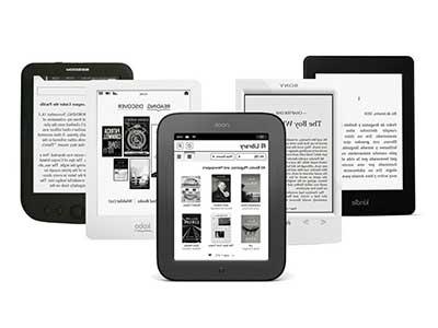 lector de libros electronicos