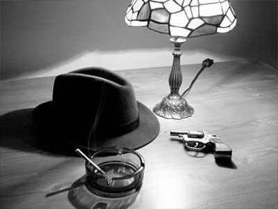 novelas policiacas con su autor