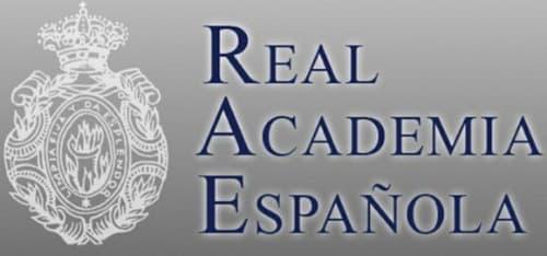 real academia española logotipo