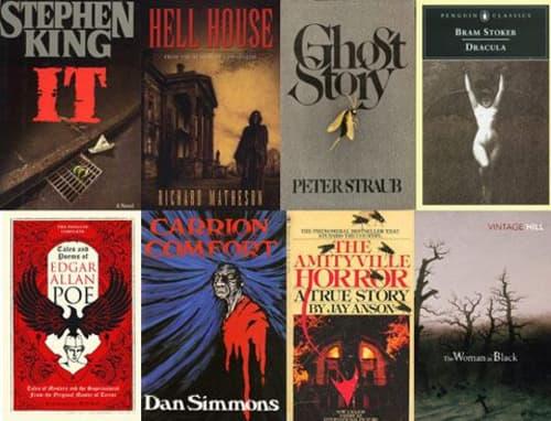 libros de terror en español