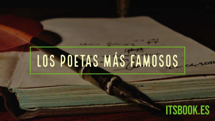 los poetas mas famosos