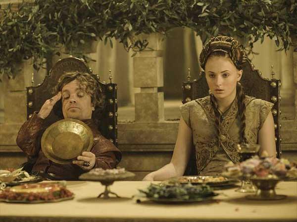 comida en juego de tronos