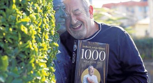 libro karlos arguiñano 1000 recetas de oro
