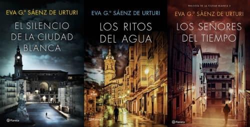 los señores del tiempo: trilogia de la ciudad blanca 3