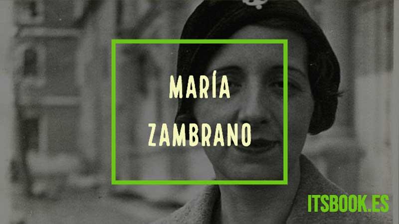 María Zambrano, biografía y libros destacados