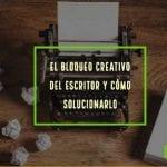 bloqueo creativo