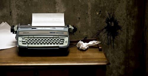 escribir novela de terror