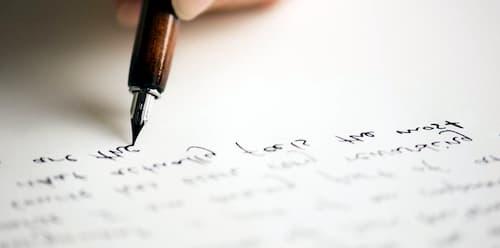 practicando la escritura terapeutica