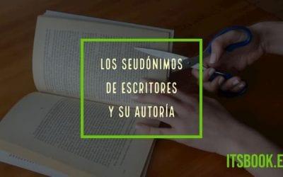 Seudónimos de escritores