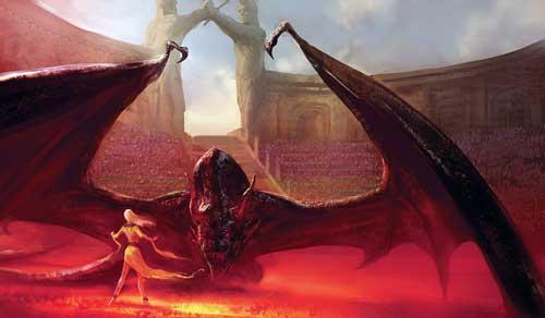 danza de dragones cancion de hielo y fuego