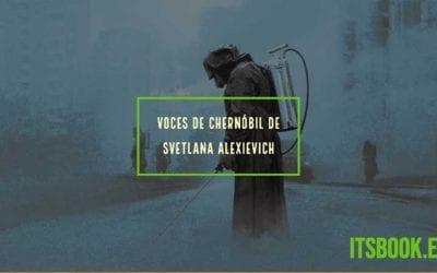 Voces de Chernóbil de Svetlana Alexievich