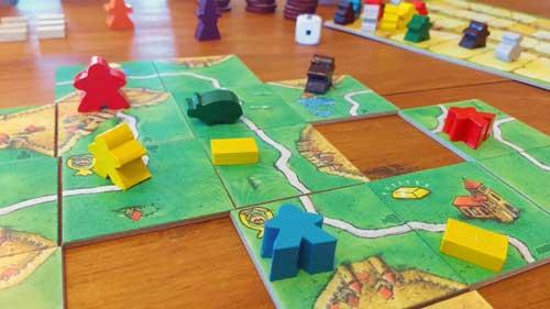 carcassonne juego de mesa expansiones