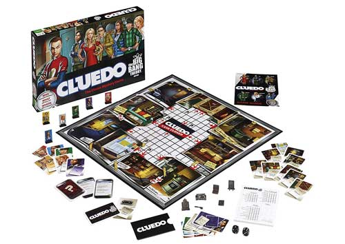 cluedo harry potter español