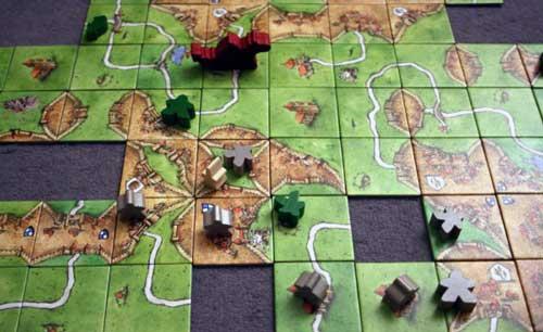 devir - carcassonne juego de mesa (versión en castellano)