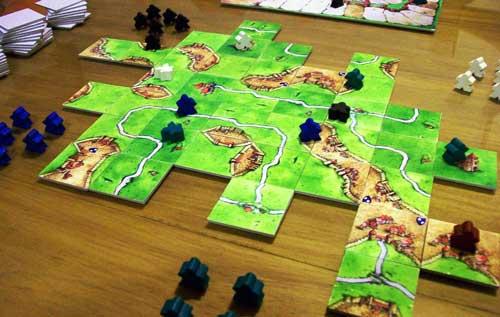 juegos de mesa tipo carcassonne