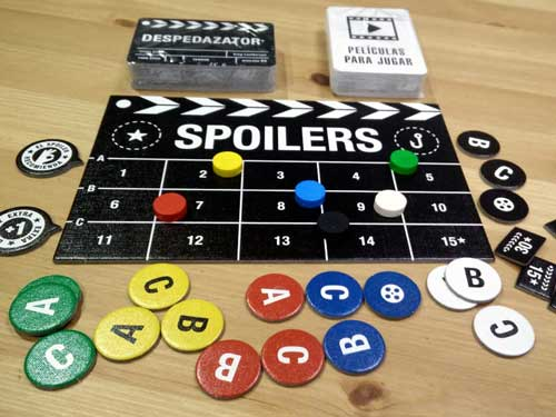 spoilers the game reseña