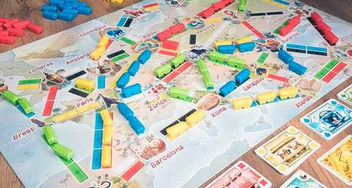 trenes juegos