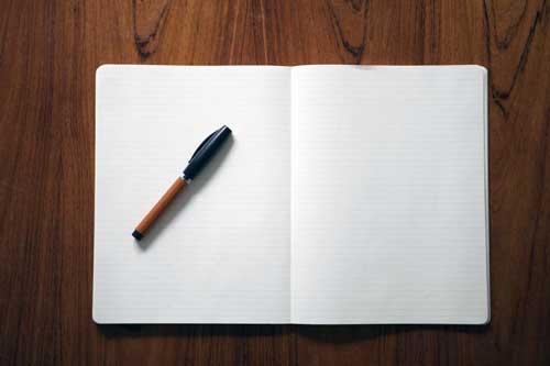 como comenzar a escribir un ensayo