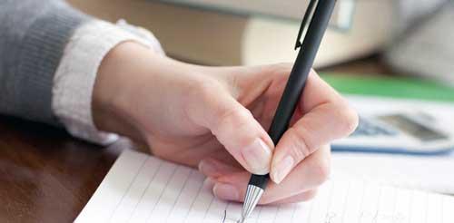 como escribir un ensayo corto