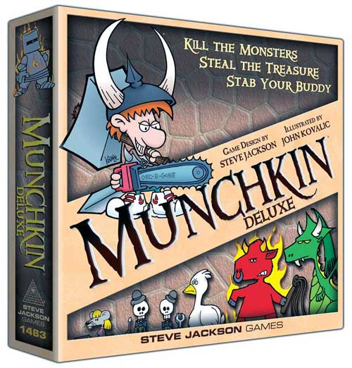 munchkin reglas