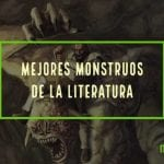 mejores monstruos de la literatura