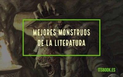 Mejores monstruos de la literatura