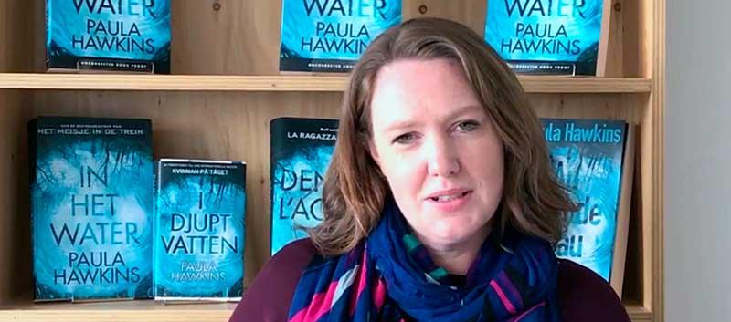 paula hawkins libros